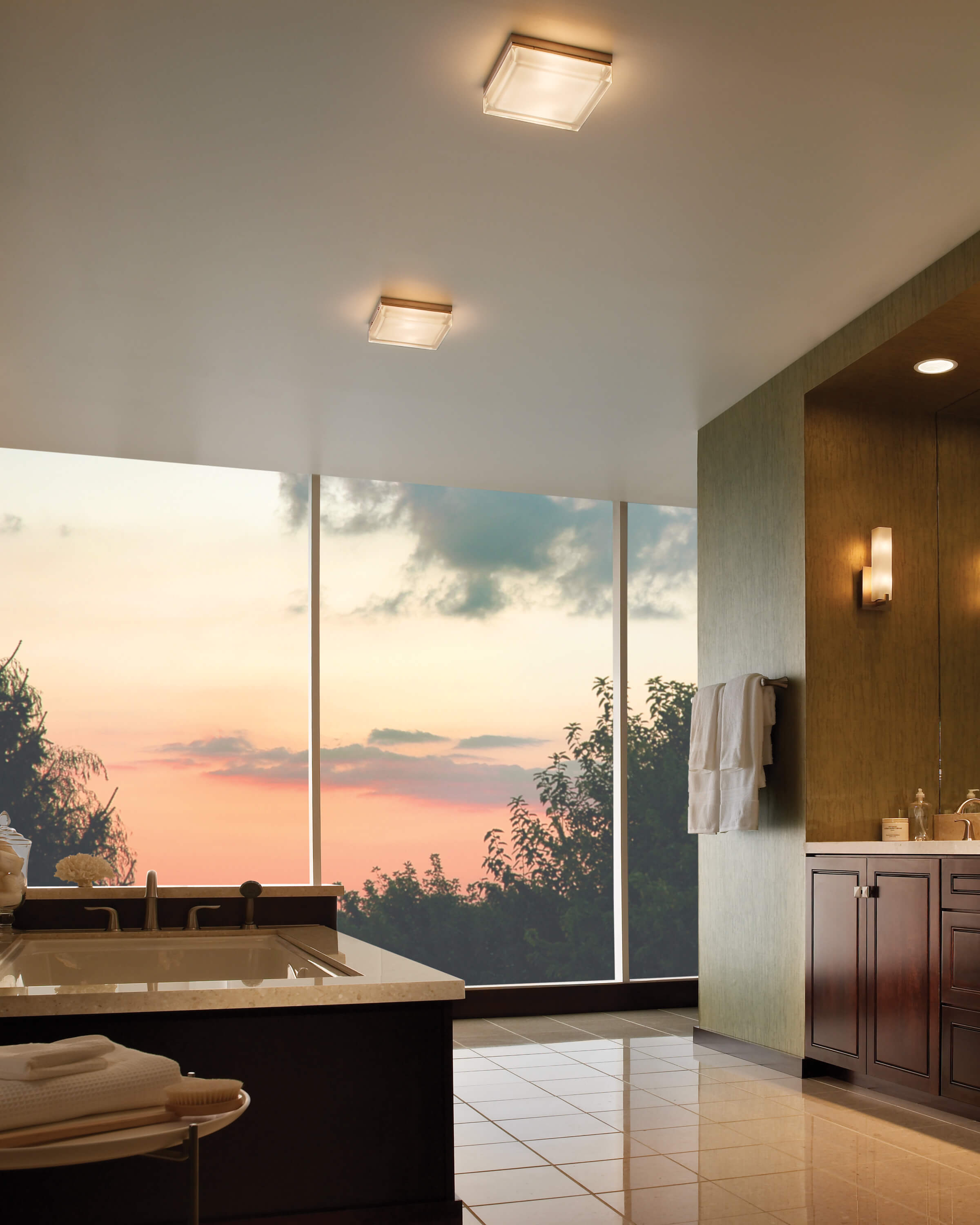 Bathroom Lighting Installation home lighting photo gallery | professional vancouver lighting