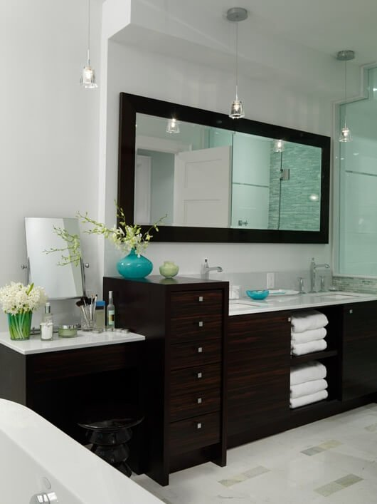 Bathroom Lighting Options | Professional Vancouver Lighting