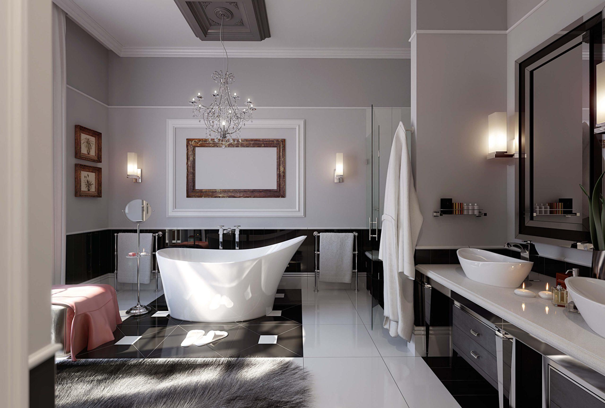 Bathroom Vanity Lights Vancouver 3 stylish ways to light your bathroom | professional vancouver