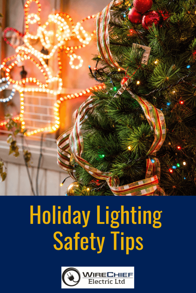 Holiday Lighting Safety Tips