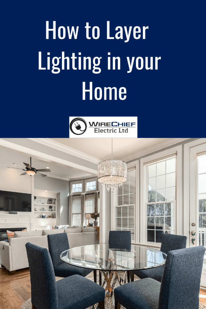 How to Layer Lighting in your Home