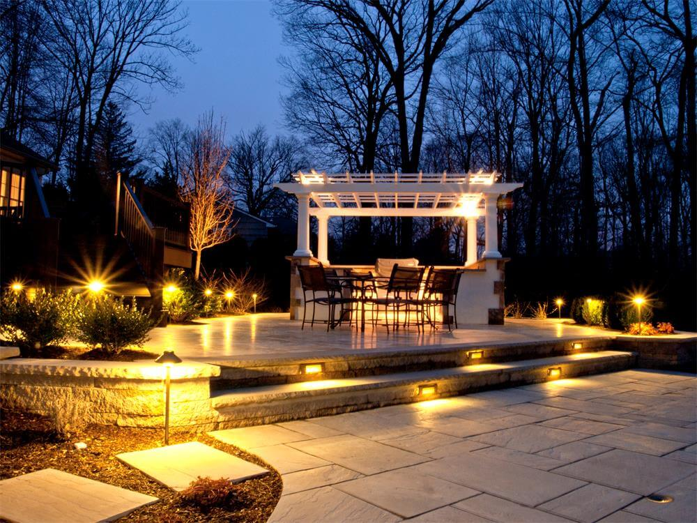 landscape lighting vancouver