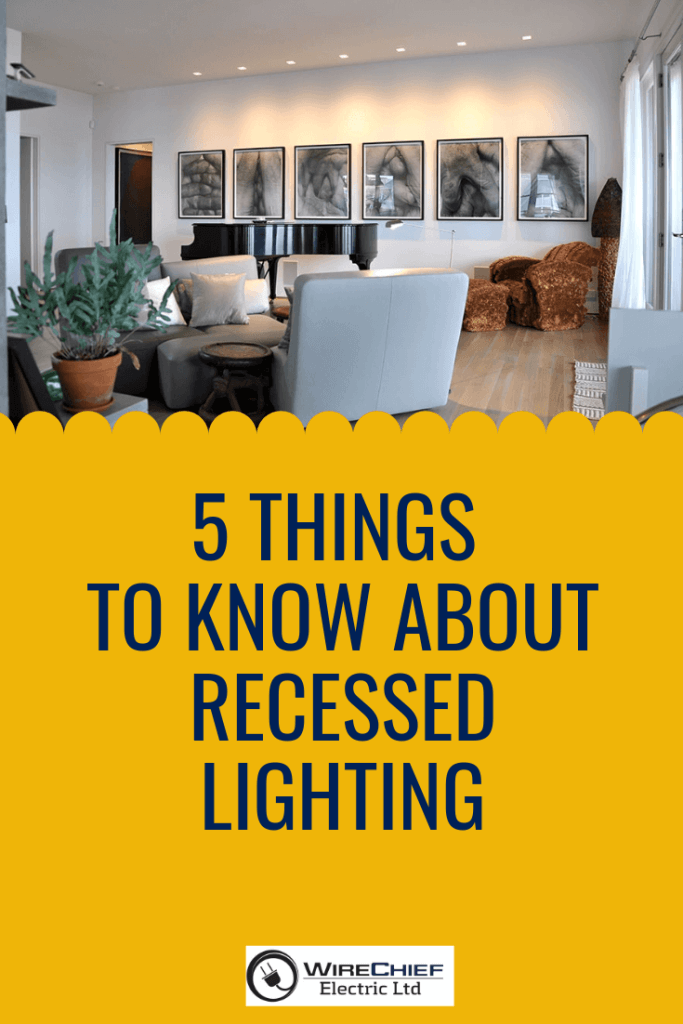 5 Things to Know about Recessed Lighting