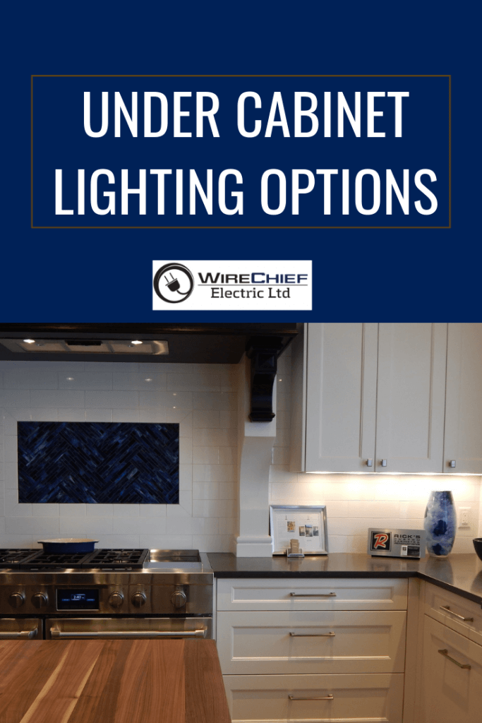 Types of Under Cabinet Lights: Under Cabinet Lighting Options