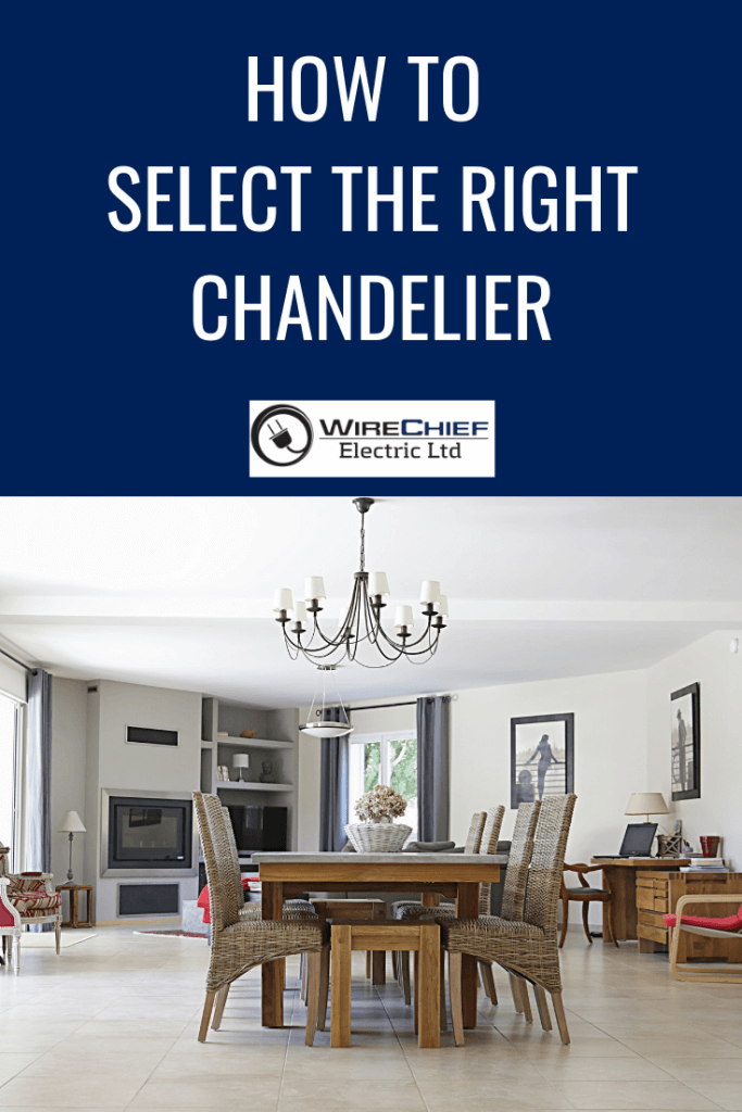 How to Select the Right Chandelier