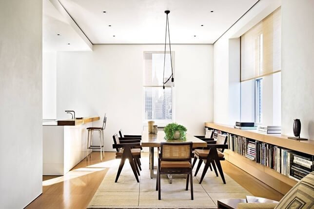 dining room-lighting-trends-2019